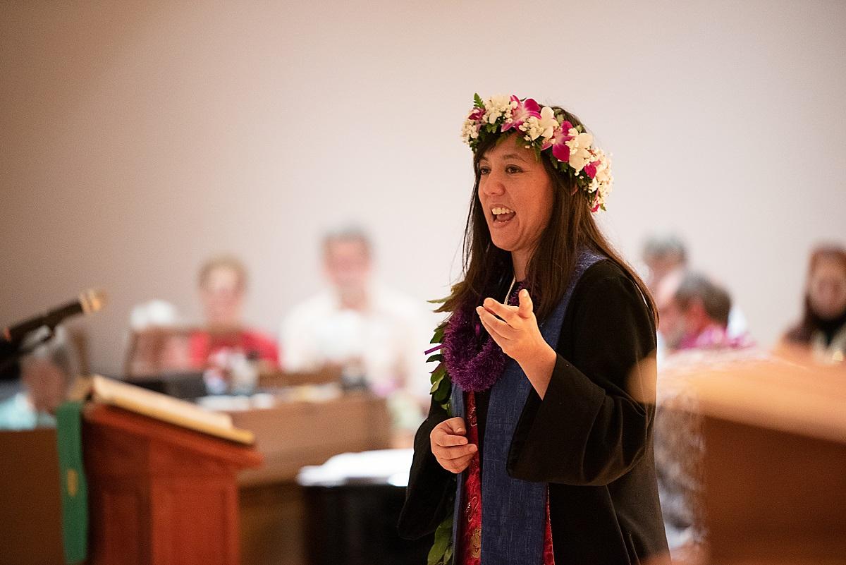 Pastor Terry Yasuko Ogawa
