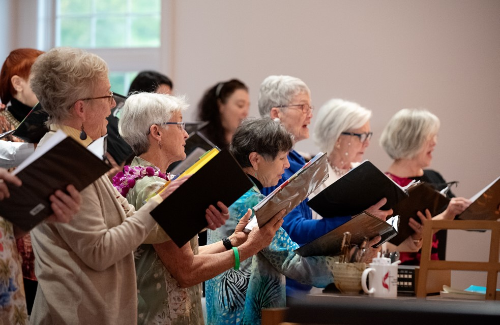 Congregational Church Choir