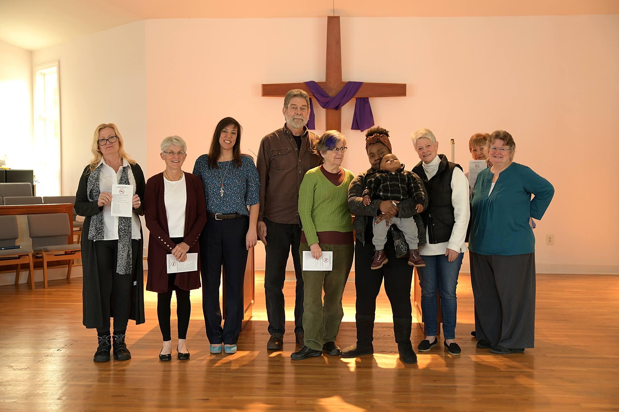 Congregational Church Guiding Principles