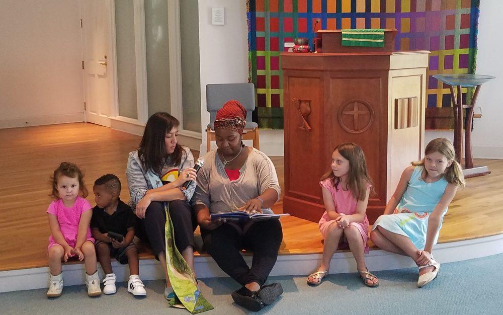 Congregational Church Children & Youth